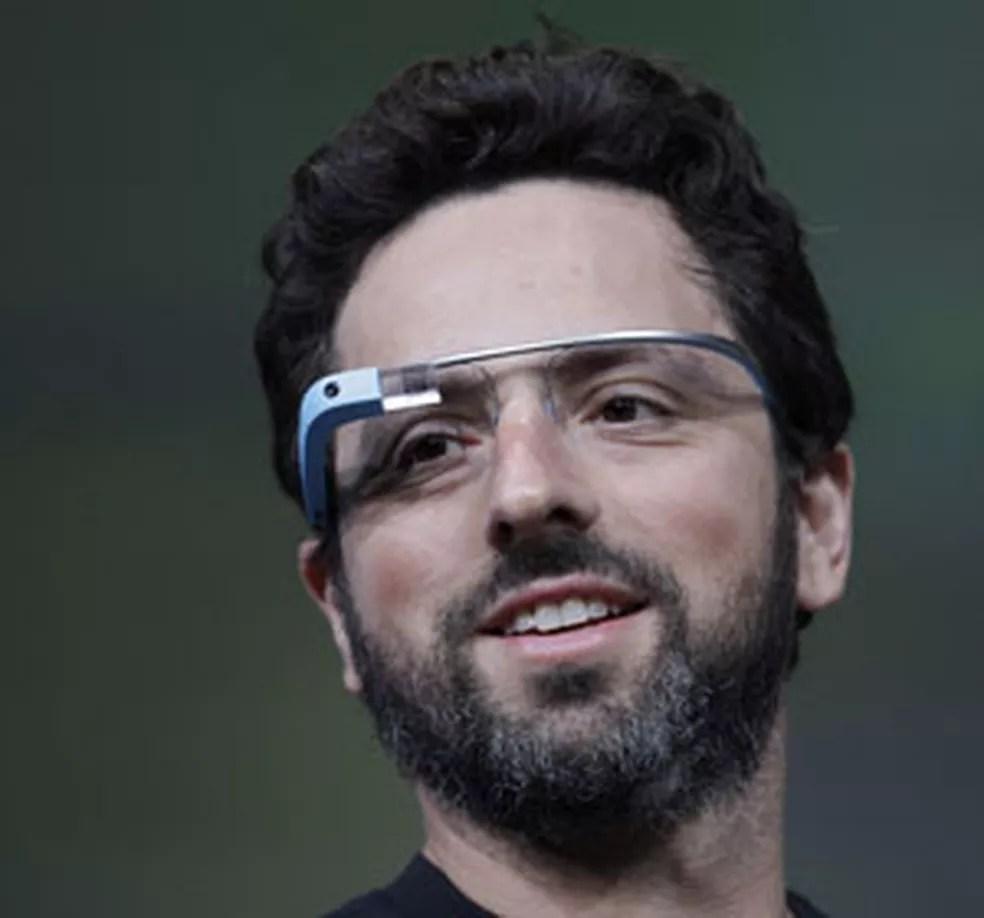 Sergey Brin — Foto: Paul Sakuma/AP