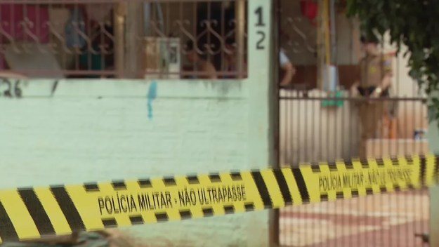 Segundo familiares, o homem assassinado já tinha sofrido duas tentativas de homicídio (Foto: Reprodução/RPC)