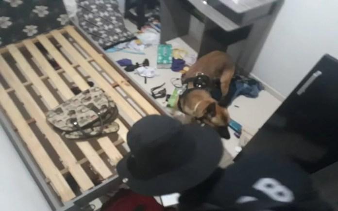 Polícia Civil cumpriu mandados de busca e apreensão — Foto: SSP/Divulgação