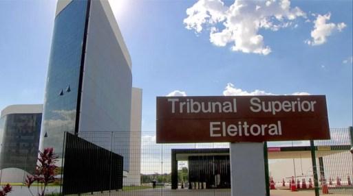 Sede do Tribunal Superior Eleitoral — Foto: Reprodução/JN