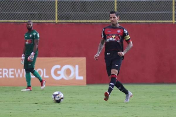 Victor Ramos deixou o Vitória após quatro passagens pelo clube  — Foto: Maurícia da Matta / Divulgação / EC Vitória