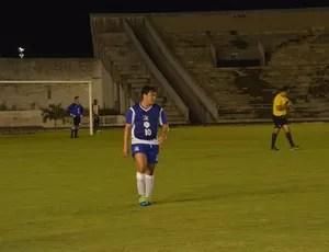 futebol solidário, popó (Foto: Edgley Lemos / GloboEsporte.com/pb)