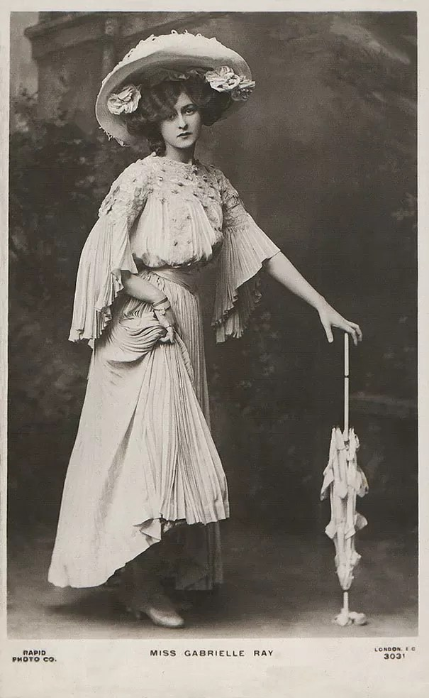 Gabrielle Ray, atriz, dançarina e cantora inglesa (Foto: Flickr)