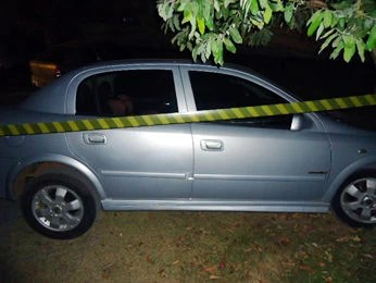 Menina morreu após ficar presa dentro de carro. (Foto: Polícia Civil)
