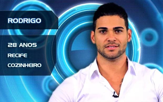 Rodrigo (Foto: TV Globo/BBB)