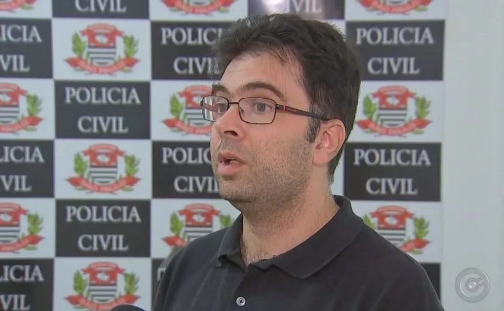 Delegado responsável pelo caso informou que a mulher confessou o crime ao ser detida em flagrante  (Foto: TV TEM / Reprodução )