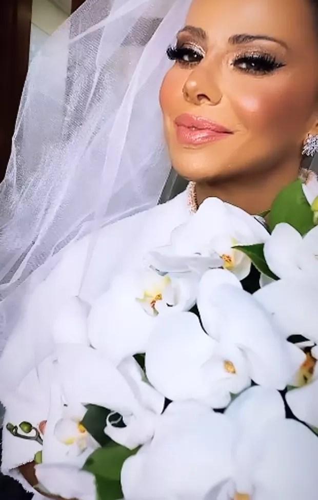 Viviane Araújo se casa (Foto: Reprodução/Instagram)