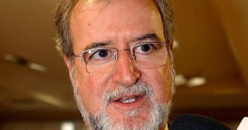 O ex-governador de MG, Eduardo Azeredo (Foto: José Cruz/Agência Brasil)