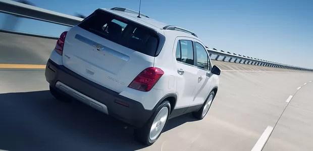 Chevrolet Tracker (Foto: Fabio Aro )