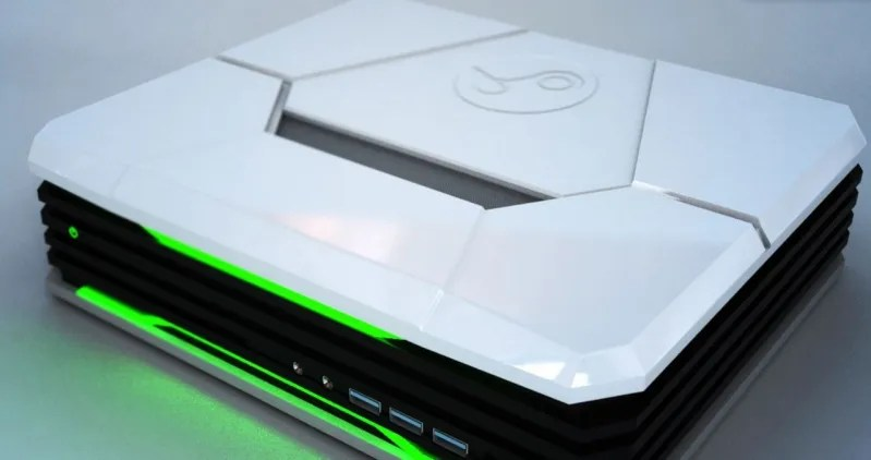 CyberPowerPC steam machines