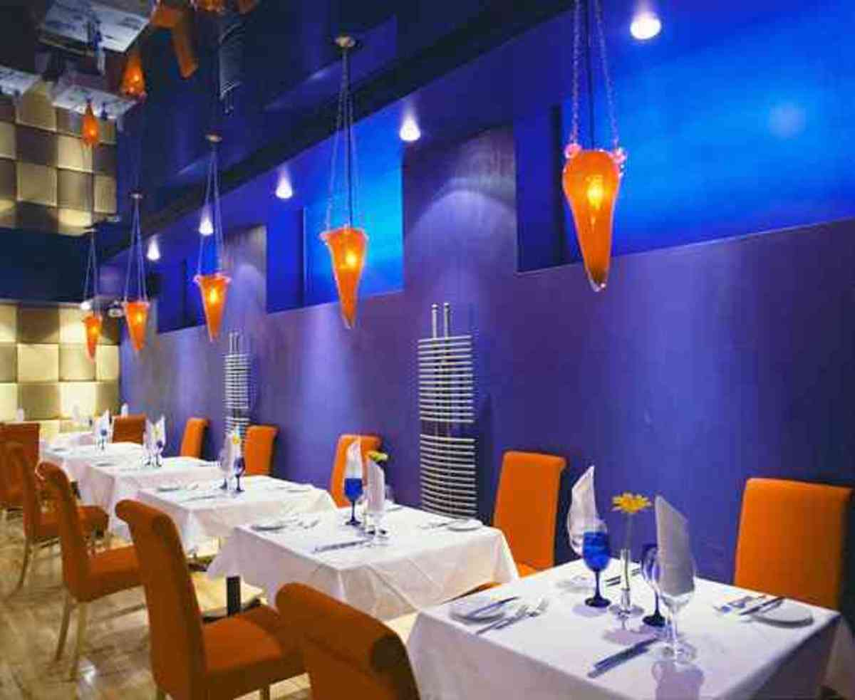 Awesome Indian Restaurant Interior Design Ideas Photos