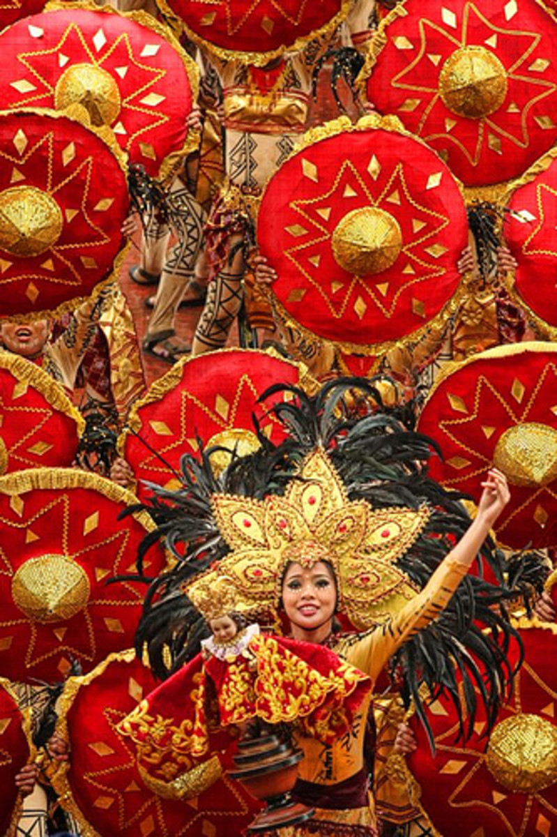 This is just a teaser of what Cebu has to offer during the Sinulog Festival. Festivities have never been this fantastic.