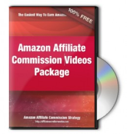 Free videos showing proven plan and legitimate ways of earning Amazon affiliate commission using only free resources.