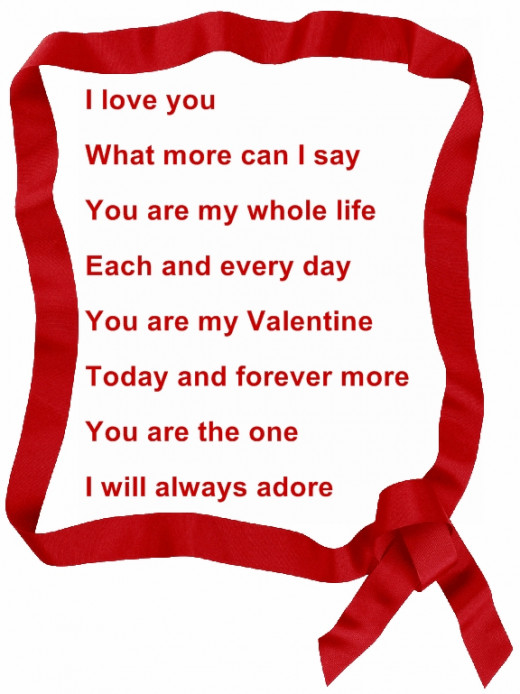 Valentine Poems And Quotes. QuotesGram