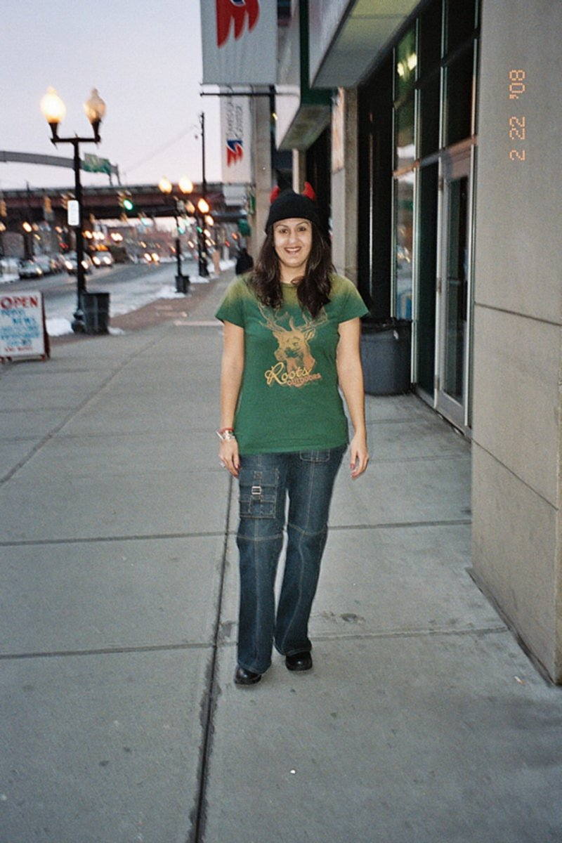 In Albany New York I think It was 2009