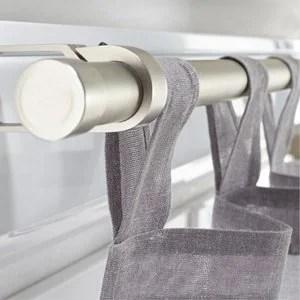 tringle rideau pour armoire bright