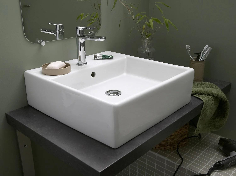 installer un lavabo ou une vasque