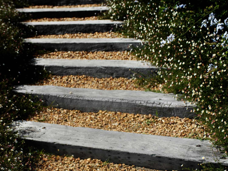 Comment Creer Un Escalier Exterieur En Bois Leroy Merlin