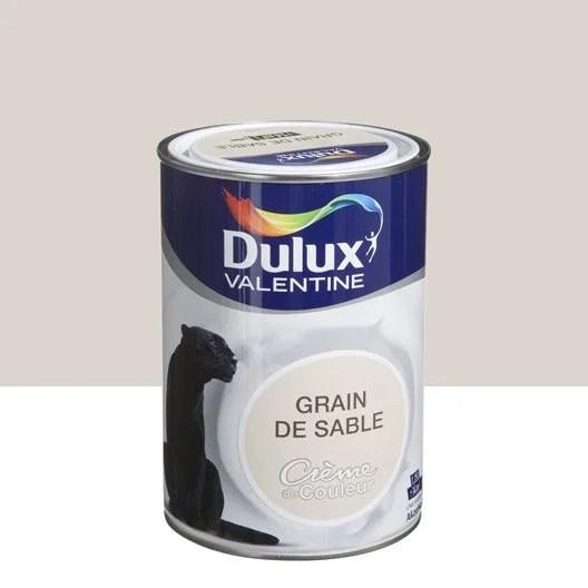 Peinture Beige Grain De Sable DULUX VALENTINE Crme De