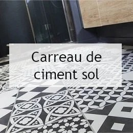 Carreaux De Ciment Sol Ou Mural Leroy Merlin