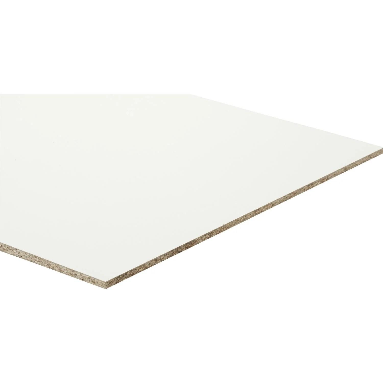 Panneau Fibres Dures Blanc Ep 3 2 Mm X L 244 X L 122 Cm Leroy Merlin