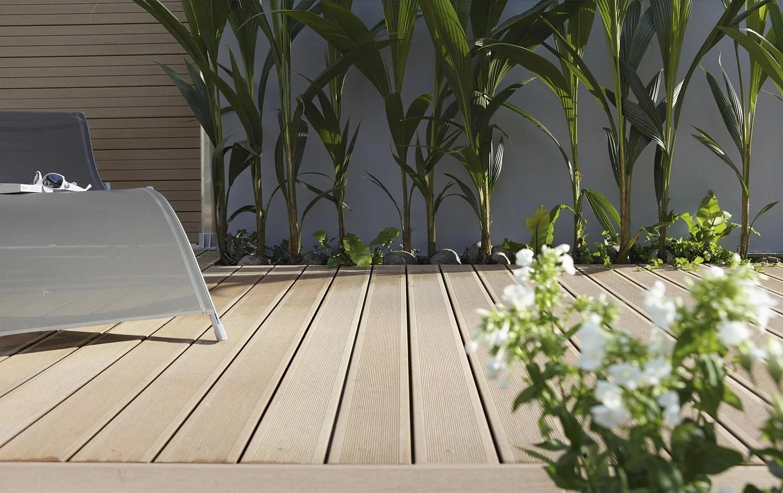 Terrasse Composite Pour Un Entretien Facilite Leroy Merlin