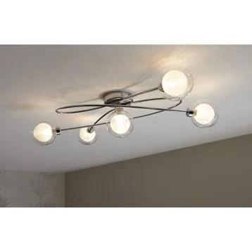 Luminaires Interieurs Lustre Boule Leroy Merlin