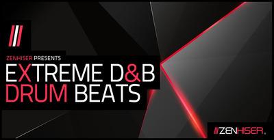 Extreme D&B Drum Beats