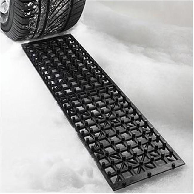 equipement hiver grille de degagement 2 tapis de deneigement auto pratic