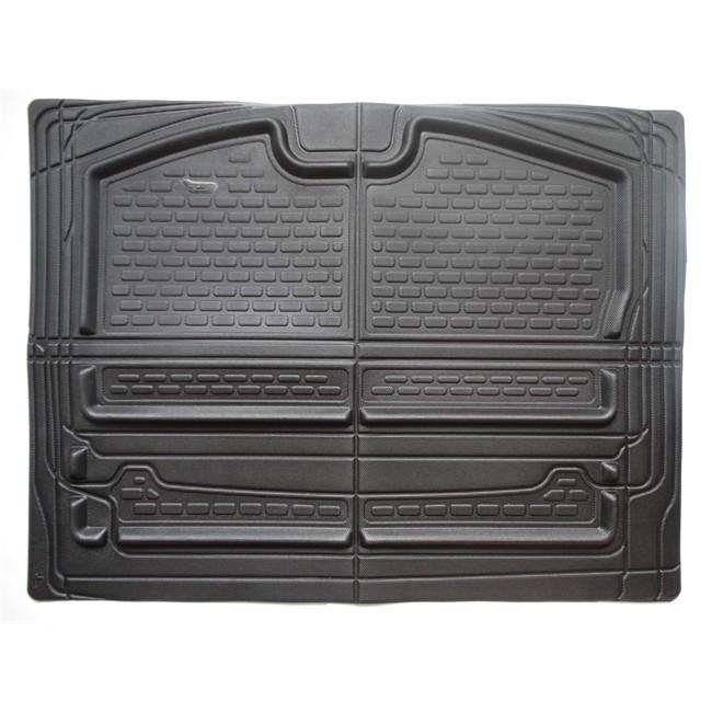 tapis tapis de coffre sur mesure tapis de coffre hvd protec all decoupable