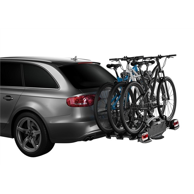 porte velos porte velos attelage porte velos d attelage plate forme thule velocompact 927 pour 3 velos