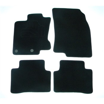 tapis tapis sur mesure jeu complet de tapis sur mesure noirs en moquette norauto