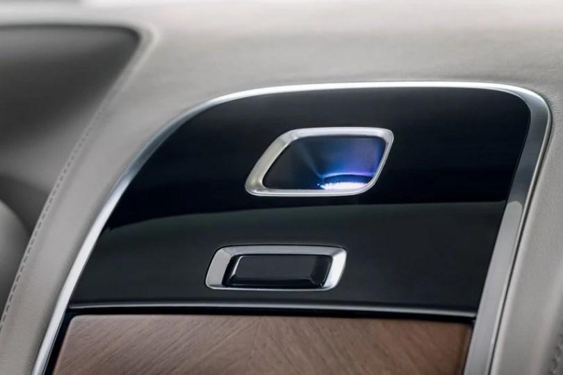 Volvo S90 Ambience Concept 发表,极致的感官享受 Image #66743