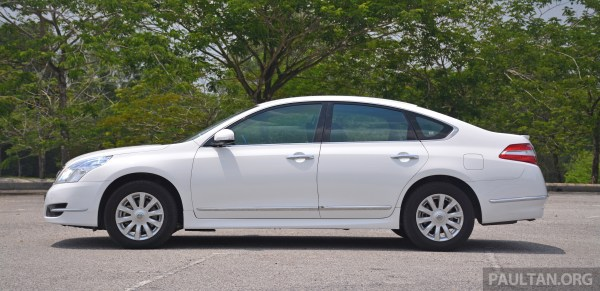 GALLERY 2014 Nissan Teana L33 takes on 2013s J32 Image