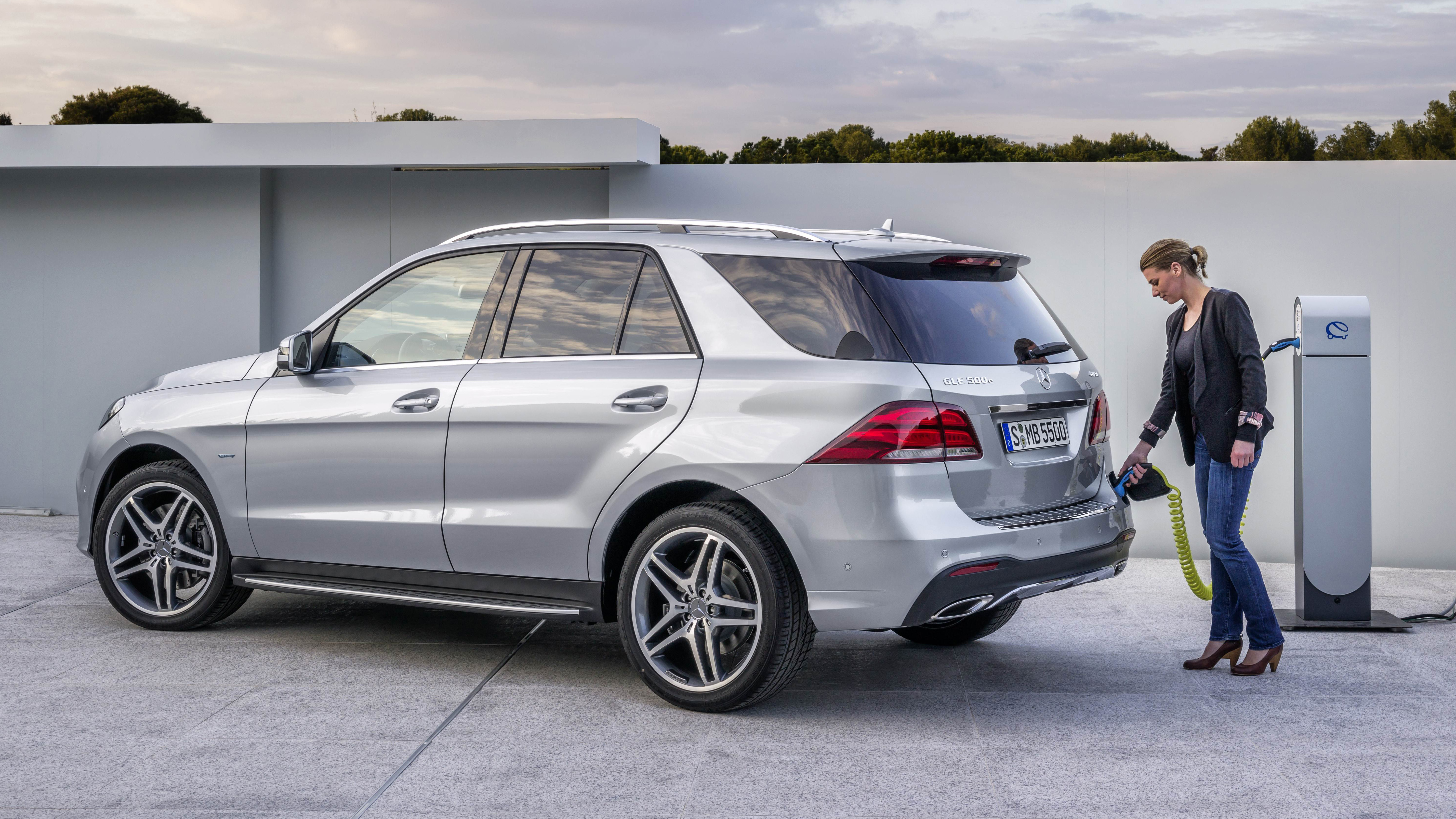 Mercedes Benz GLE Class Unveiled Former M Class Gets New