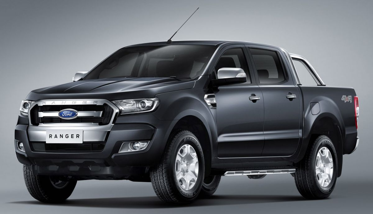 2015 Ford Ranger is Europe's best selling pick-up