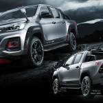 Toyota Hilux Black Rally Edition Trd Parts Revealed Paultan Org