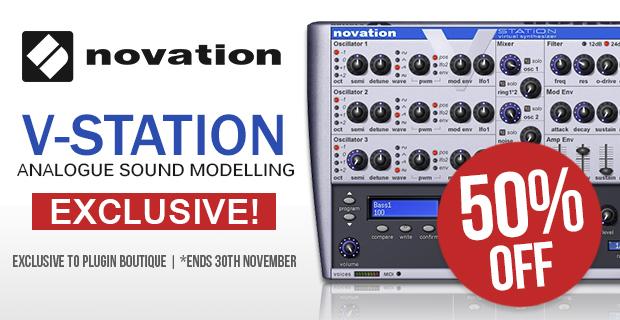620x320 novation vstation 50 nov pluginboutique