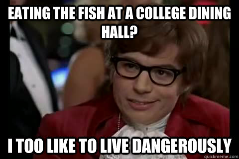Image result for college dining hall  meme