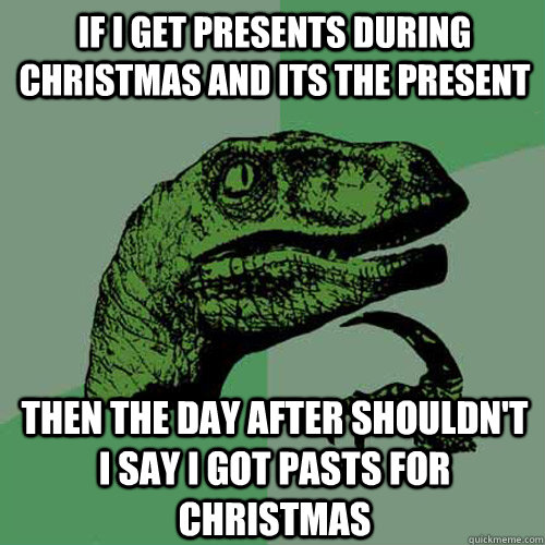 Image result for day after Christmas meme