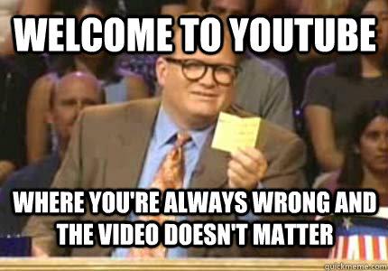 Image result for youtube meme