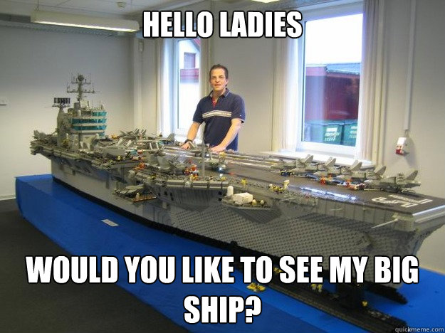 Image result for big ship meme