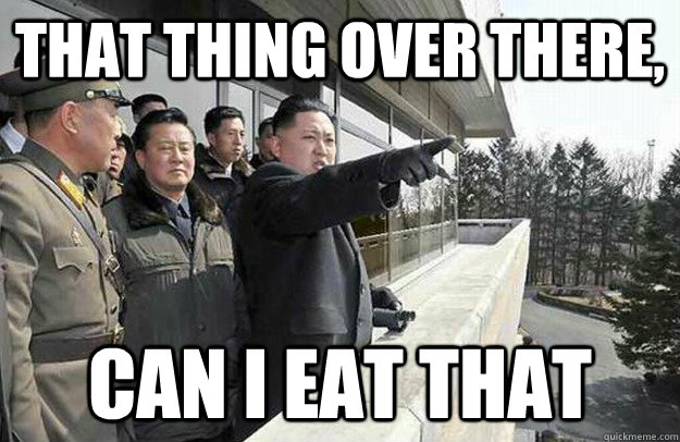 Image result for can i eat that meme