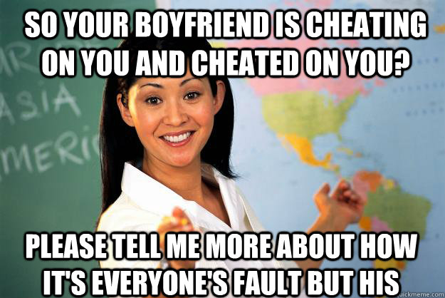 Image result for cheating memes