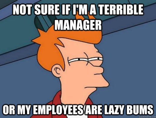 Image result for terrible manager