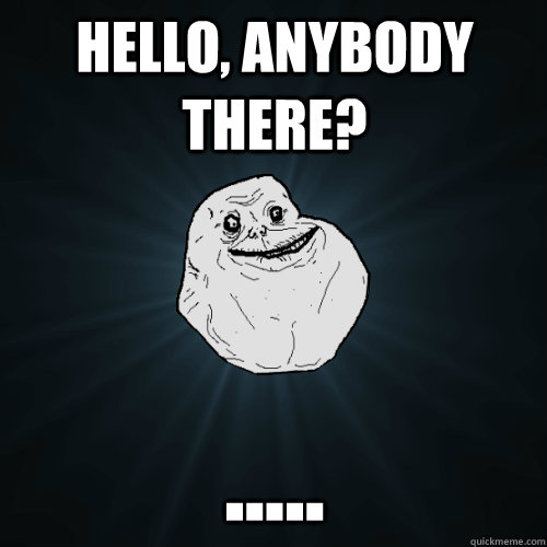 Image result for hello anyone there