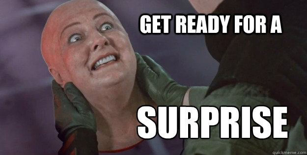 Image result for get ready for a surprise gif