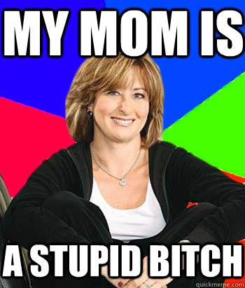 mom domination captions
