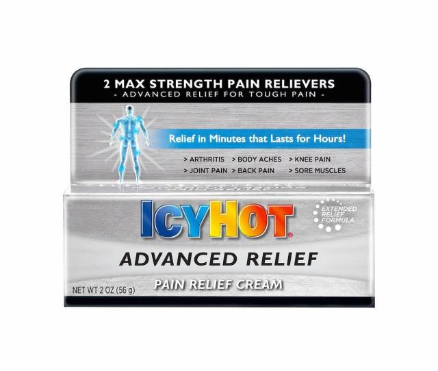 Creams Gels That Will Help Relieve Your Muscle Pain