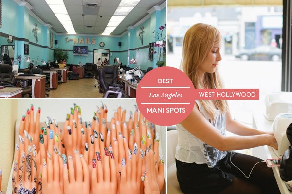 Romance Nail Spa Is One Of The 15 Best Places For Nails In Los Angeles